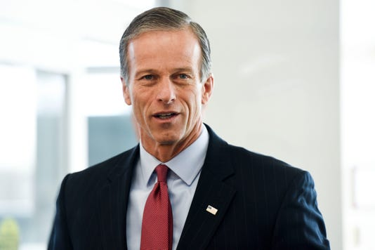 Purple Heart John Thune