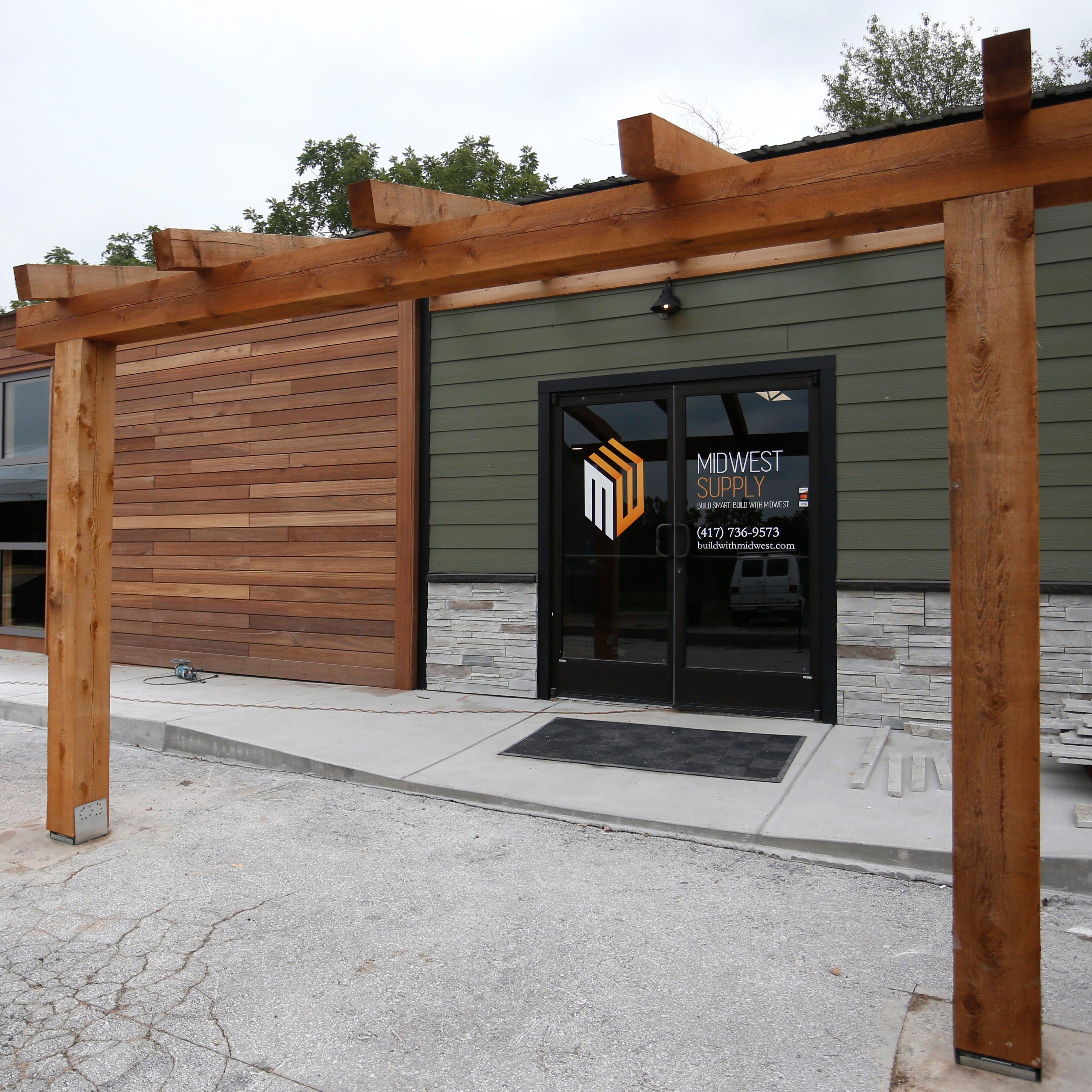 'Smarter lumberyard' to open in Strafford
