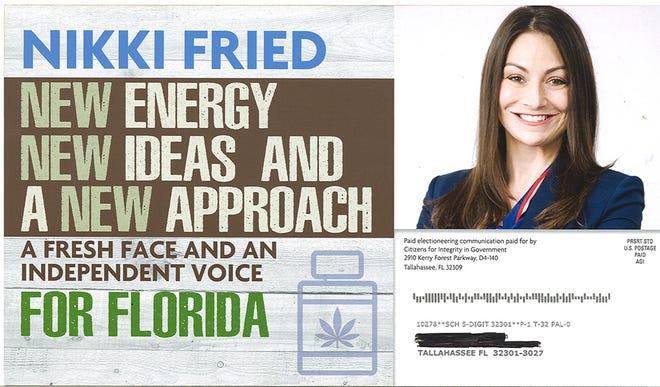 Nikki Fried for Agriculture Commissioner