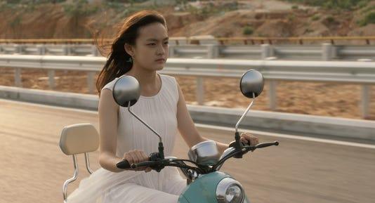 Angels Wear White Moped Art