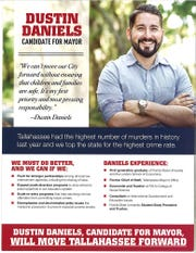 Dustin Daniels for Mayor