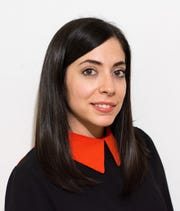 Haydee Alonso, Hal Marcus Gallery manager.