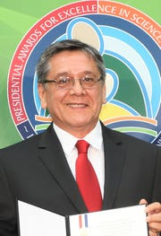 Jorge Lopez, UTEP physics professor.