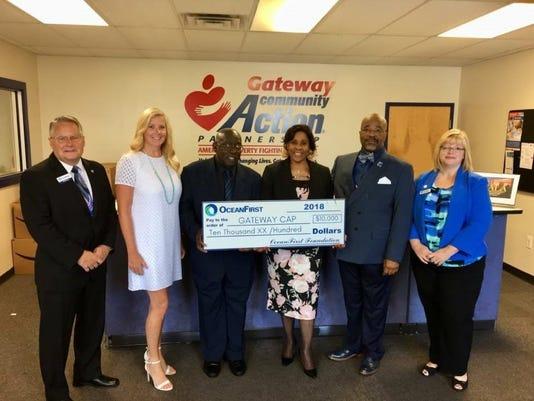 Gateway Oceanfirst Kitchen Grant