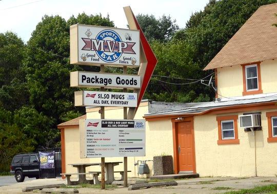 MVP Sports Bar onWheat Road in Buena Borough.