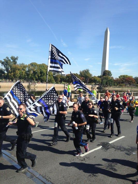 R2rla Group Running At Wash Memorial 2018