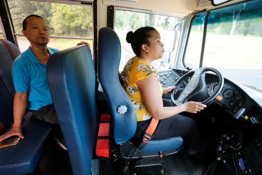 New BOCES School Bus Drivers