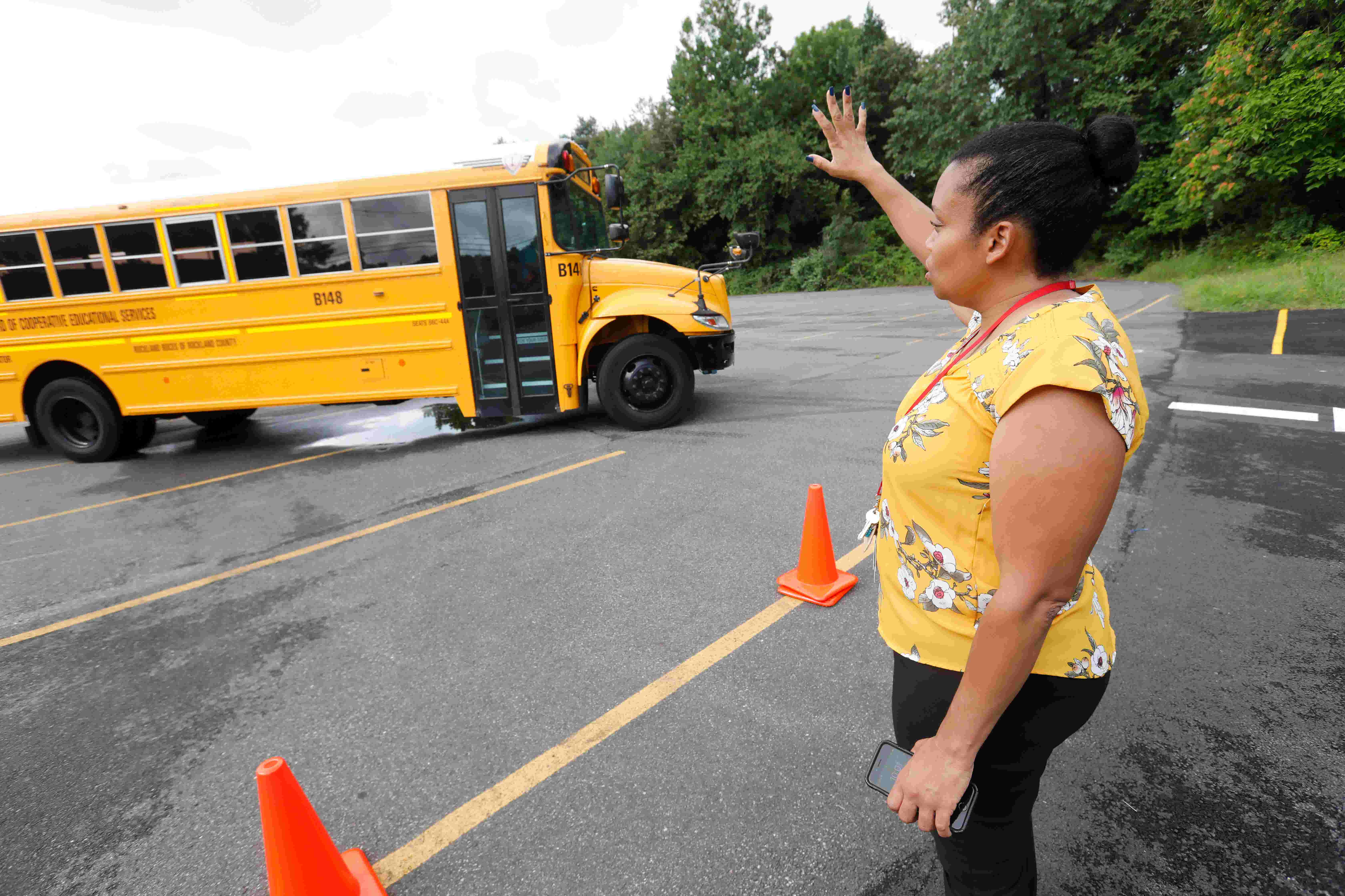 Video Boces Drivers Are Carefully Trained To Keep Students Safe