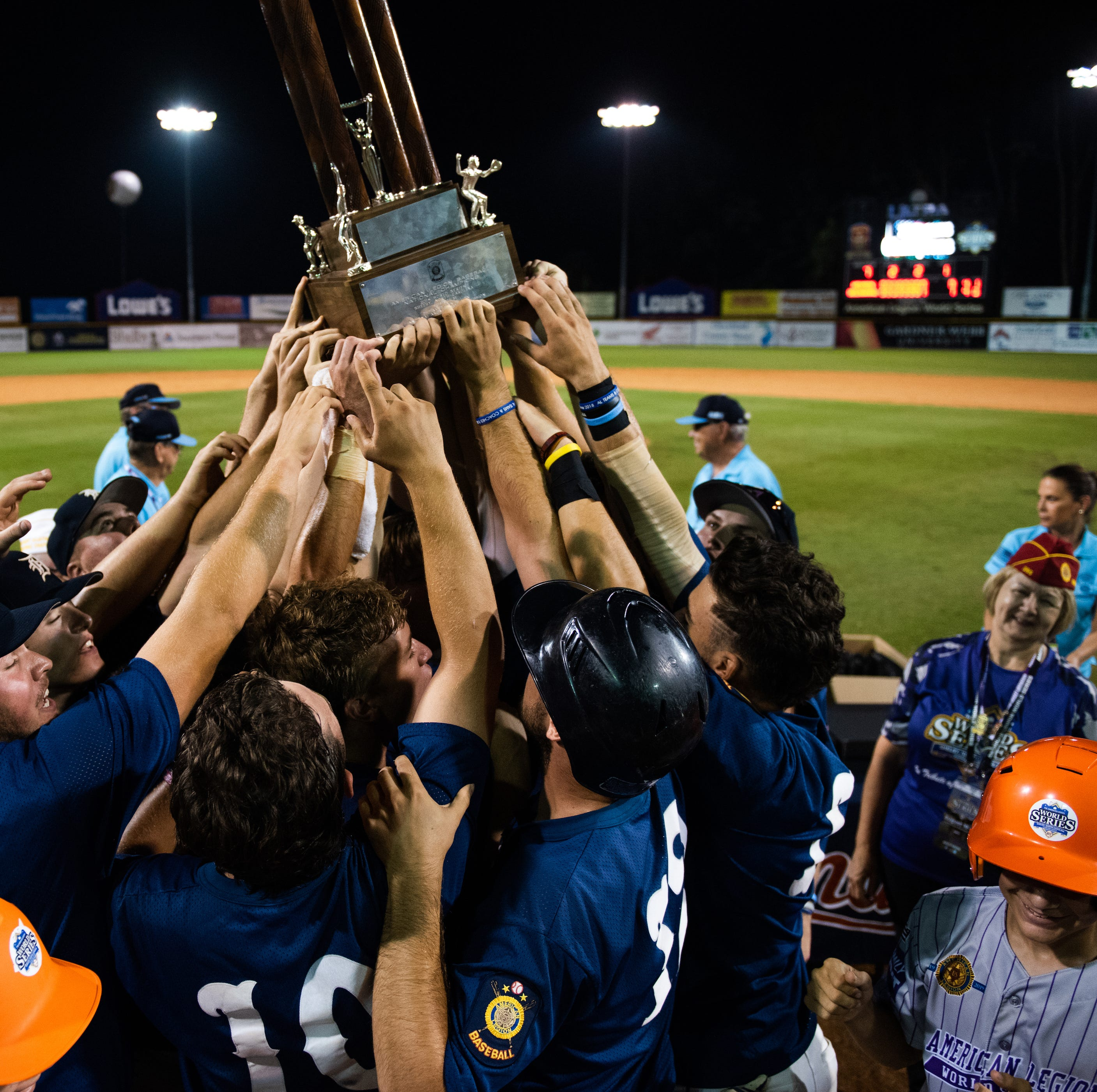 Legion World Series champ Post One to be honored as Delaware Team of the Year