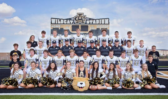 2018 Archer City Wildcats