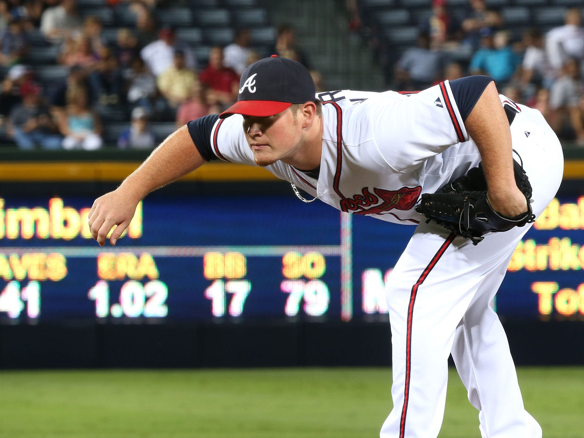 50 – Craig Kimbrel, Braves, 2013