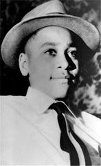 The weighted body of Emmett Till, 14, of Chicago was found Aug. 31, 1955, in the Tallahatchie River near the Delta community of Money, Mississippi.
