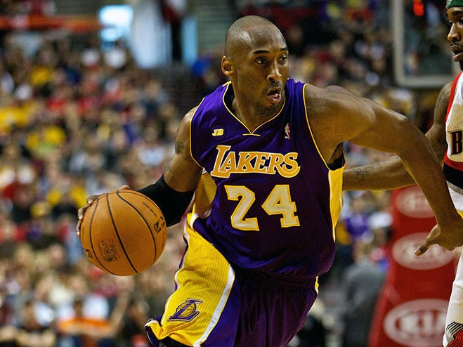 Kobe had 134 40-point games in his career.