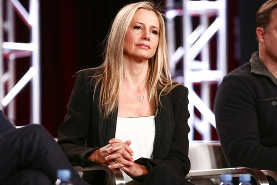 Mira Sorvino revealed Wednesday she is the victim of date rape as she pushed for stronger laws in her native New York.