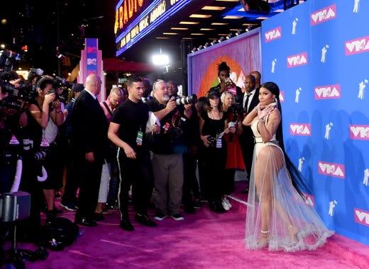 Nicki Minaj shows love for rapper Tekashi 6ix9ine following