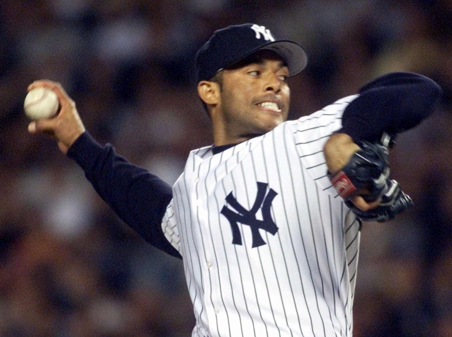 50 – Mariano Rivera, Yankees, 2001