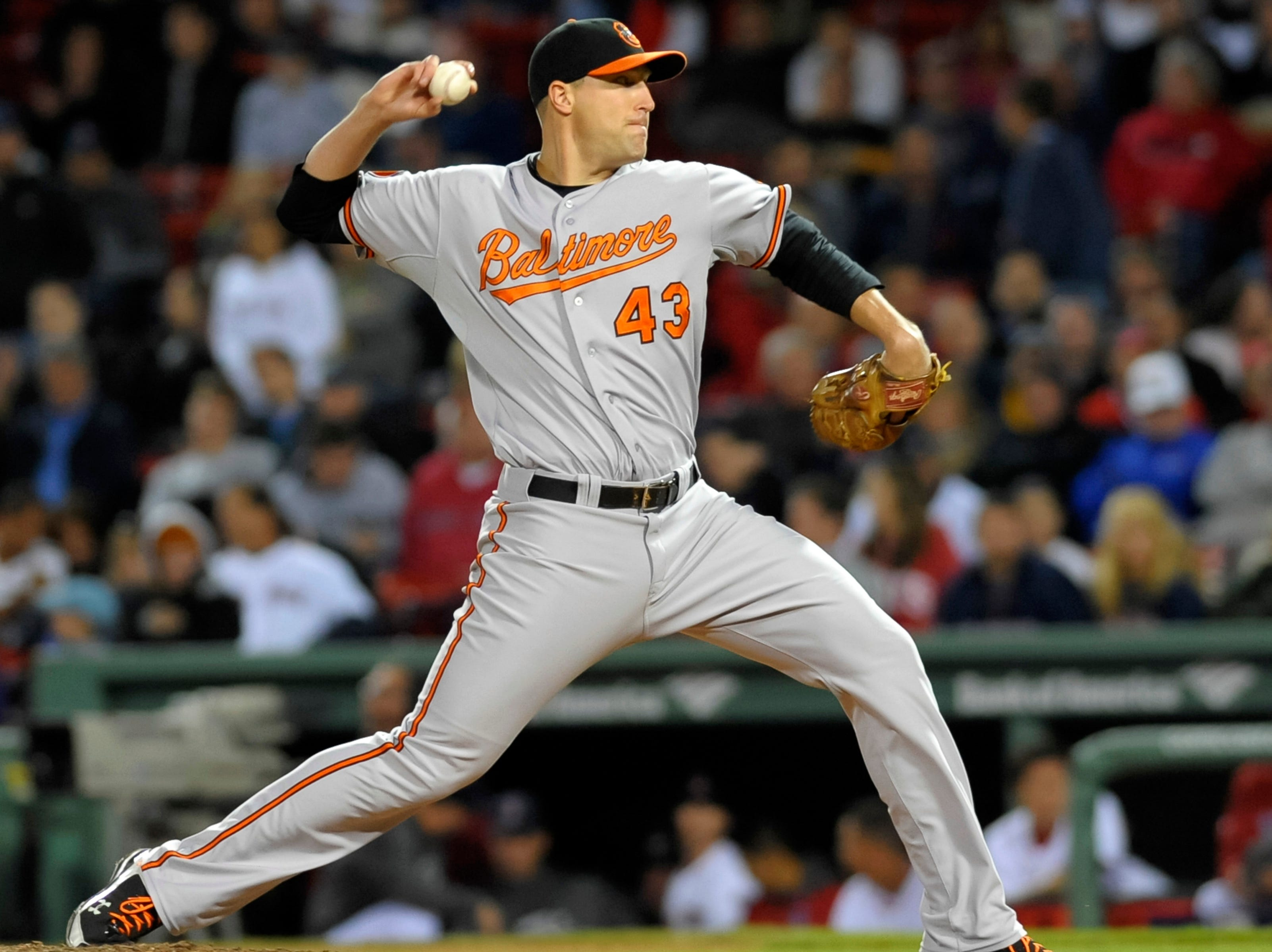 50 – Jim Johnson, Orioles, 2013