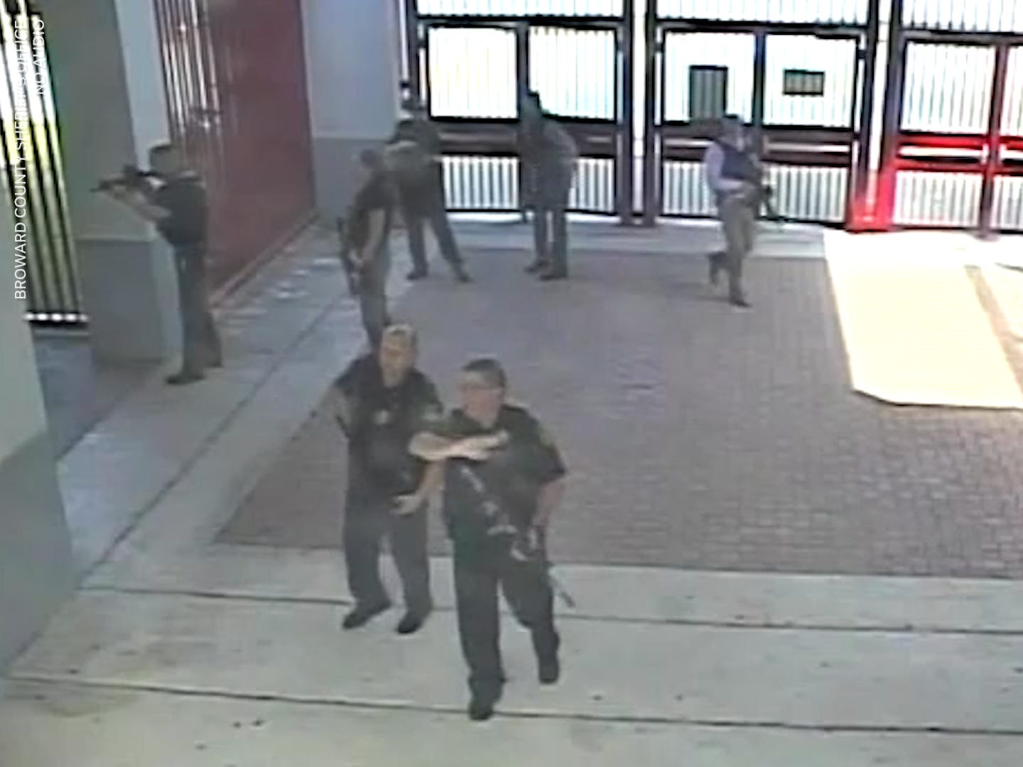 parkland shooting surveillance video