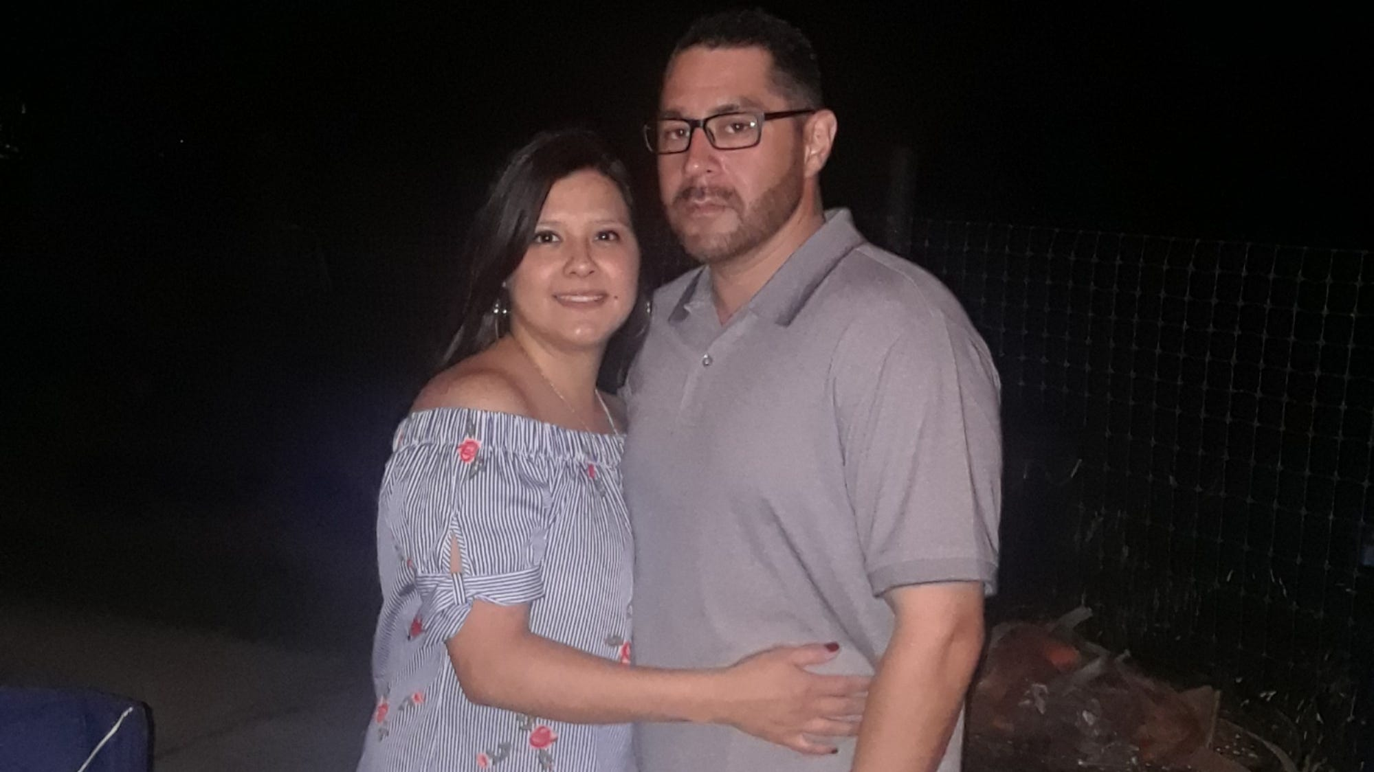 Rocio and Alfred Zuniga tried unsuccessfully to get pregnant for a year. When they opted for IVF, they never suspected Hurricane Harvey would get in their way.