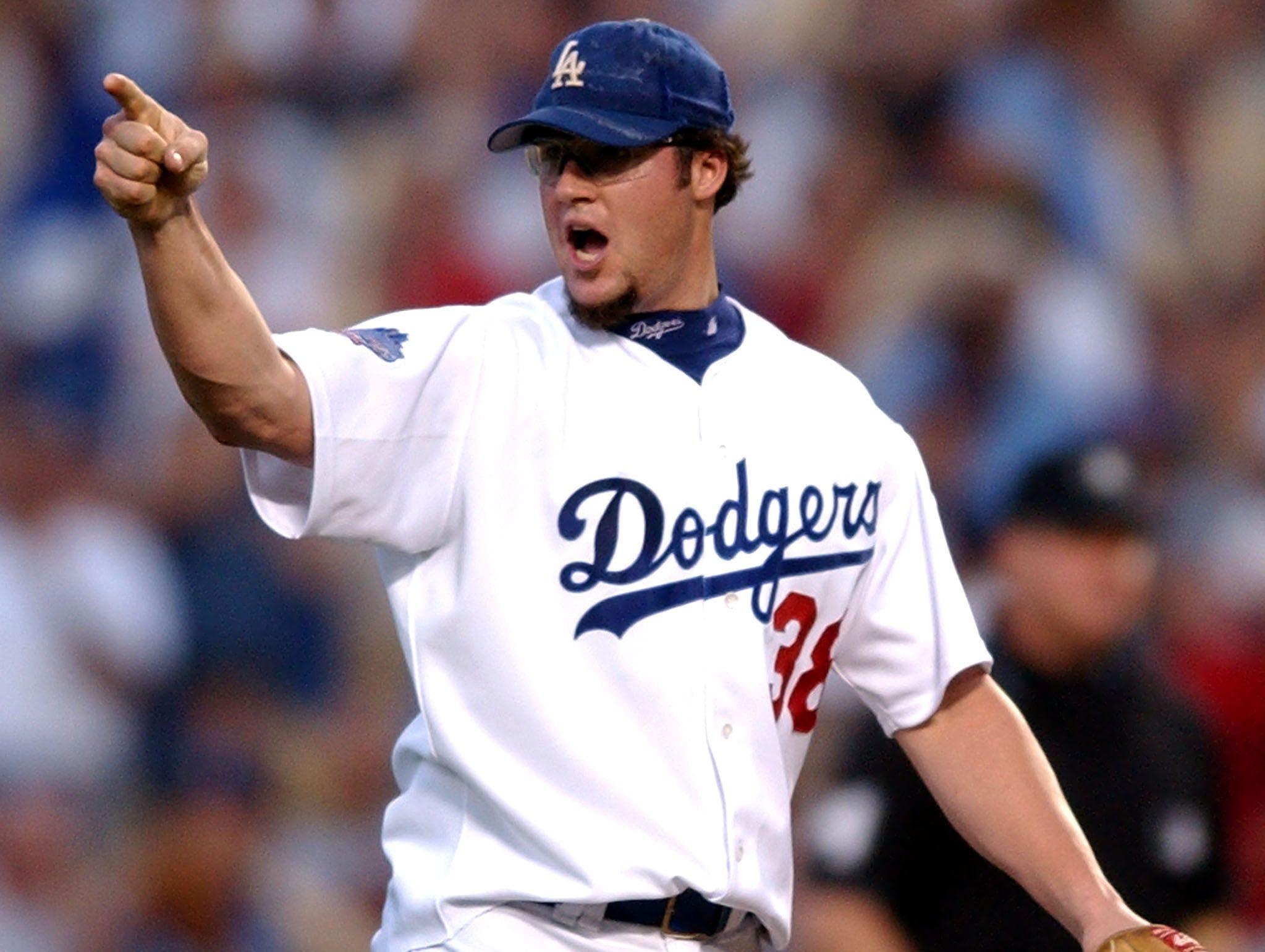 52 – Eric Gagne, Dodgers, 2002