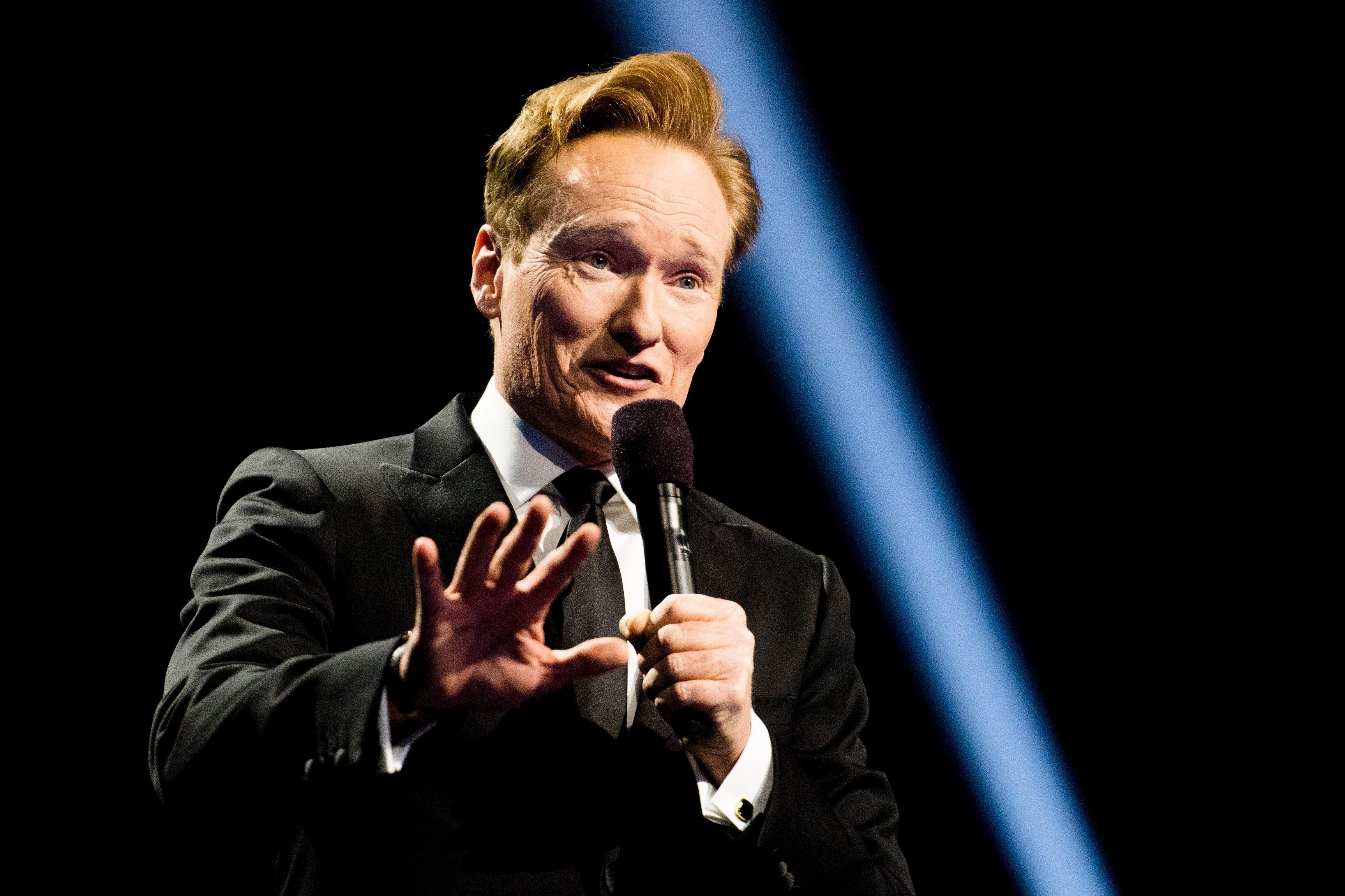 Conan: Michael Cohen inspires Donald Trump to rehire him