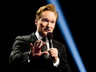 Conan O'Brien to visit Greenland after Trump's comments about wanting to buy the country
