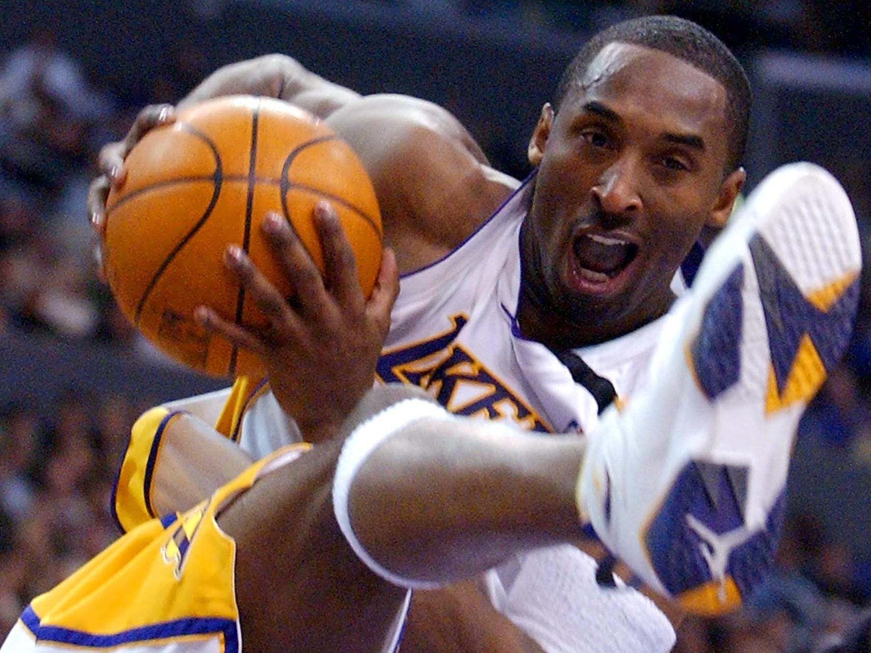 Kobe made the All-NBA First Team 11 times in his career, the first coming in 2002.
