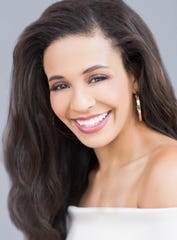 Madeline Collins is Miss West Virginia in the Miss America Pageant.