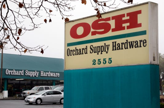 Lowe's to close all Orchard Supply Hardware stores nationwide