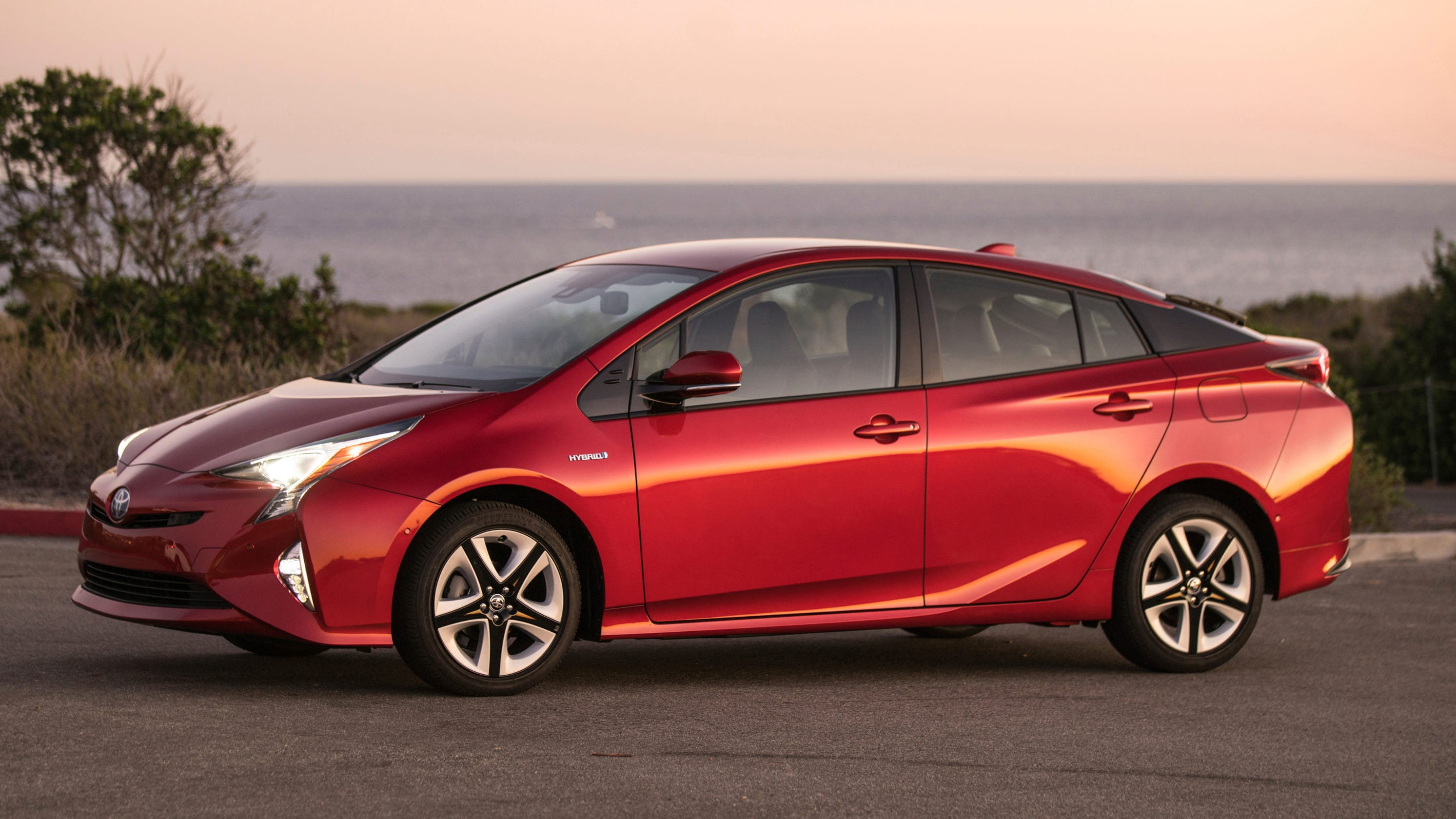 Toyota Recalls Prius Hybrid Car To Fix Defect That Could Ignite Fires