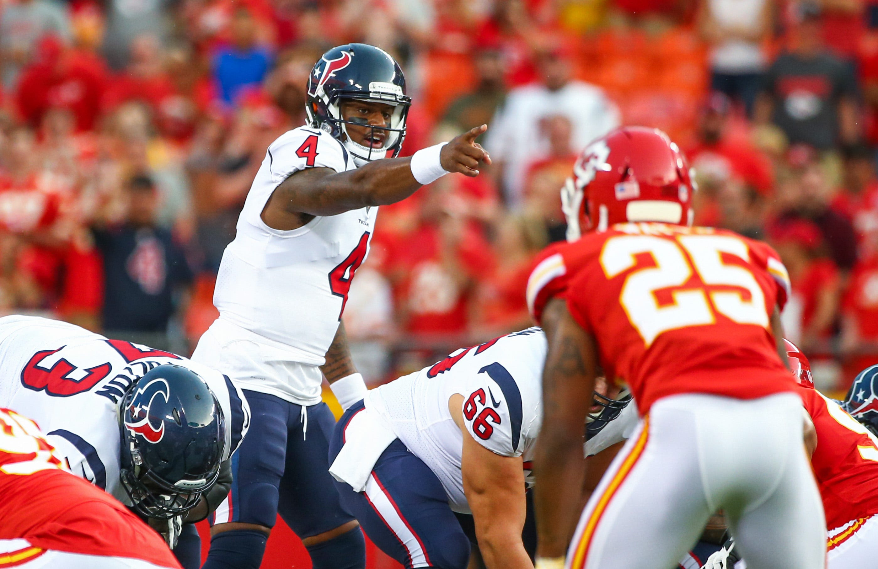 Texans Deshaun Watson Isn T Just Back To His Old Self