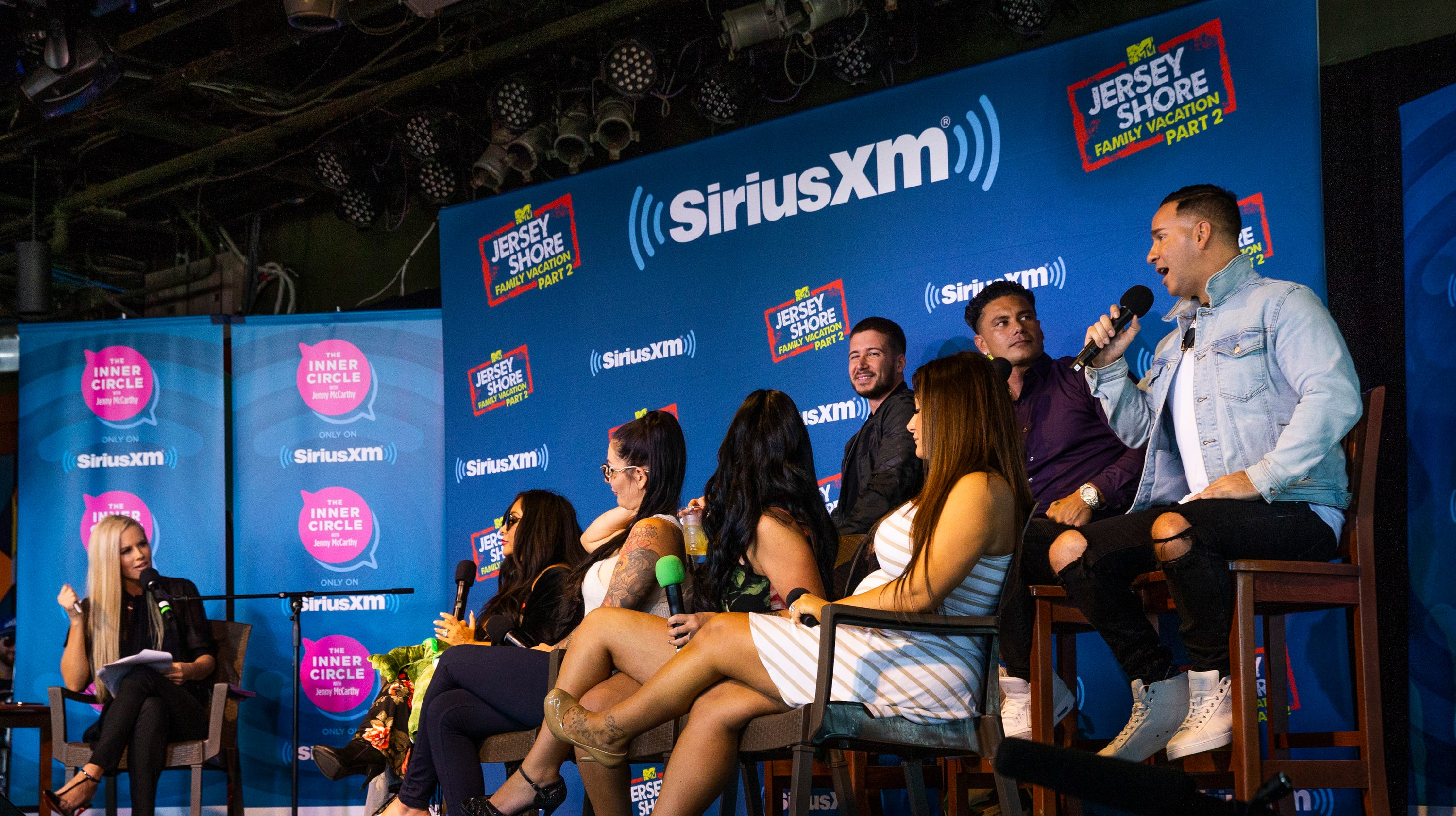 f415e8918d MTV  Jersey Shore Family Vacation   Cast hits Jenk s Nightclub on eve of  Season 2 debut