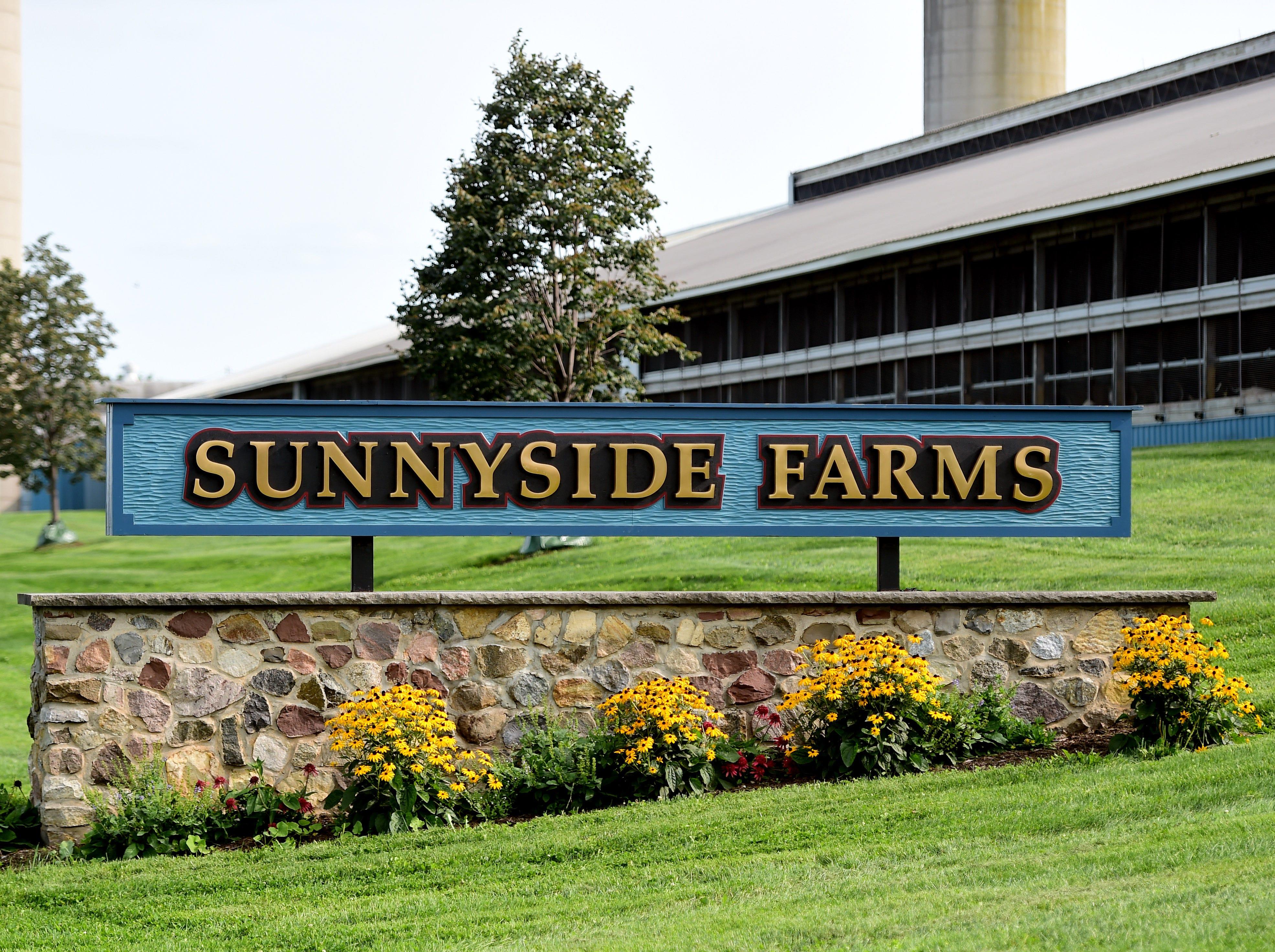Sunnyside Farms in Scipio Center, NY, Monday, August 20, 2018.