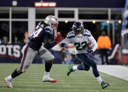 Dont A Hightower C J Prosise