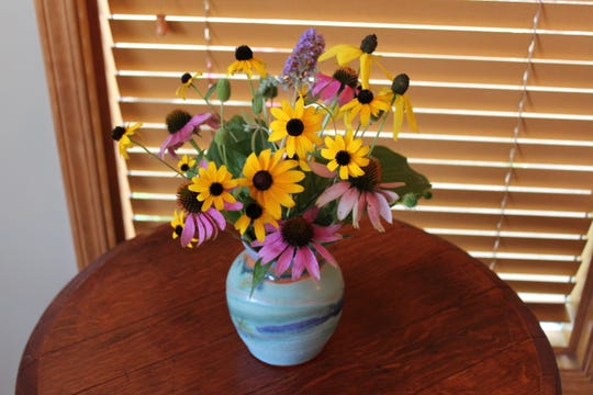 Adding a cutting garden to your hard can help you feel less guilty about cutting fresh flowers to bring indoors.