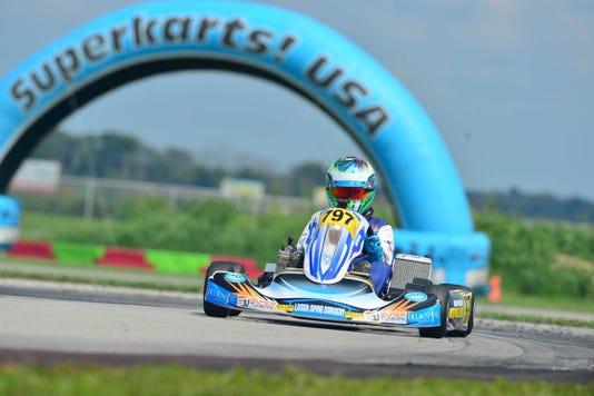 Arias National Usa Karting Champion