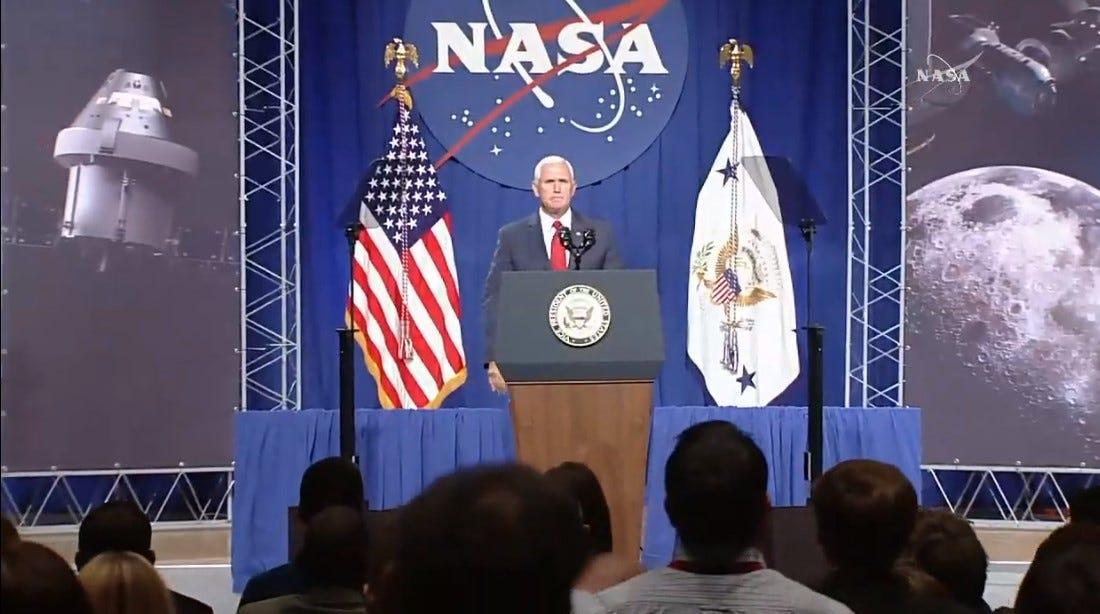 On Thursday at NASA's Johnson Space Center in...
