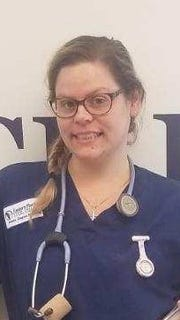 Tiffiany Welke, a nursing student at Eastern Florida State College, received a $2,000 scholarship from the Brevard Heart Foundation. Welke's goal is to be a pediatric nurse.