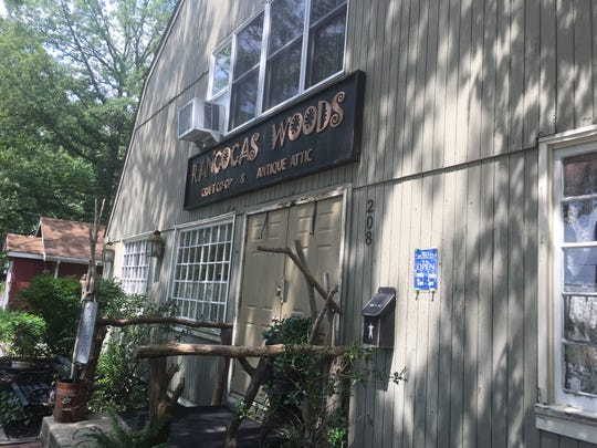 The Rancocas Woods Craft Co-op is shown. The building houses more than 60 craft and antique vendors. The co-op has remained steady, even through rough years at Rancocas Woods Village of Shops.