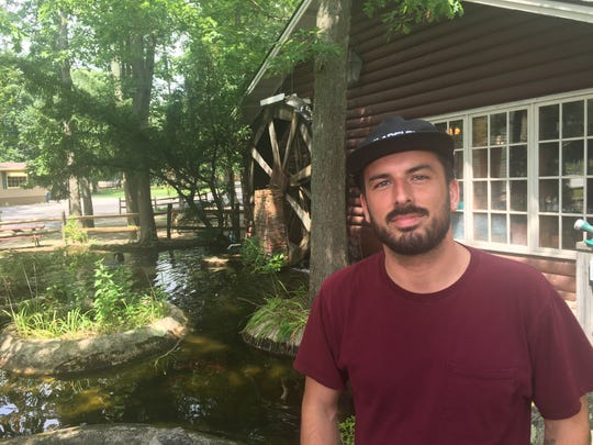 Michael Semola, a native of Haddon Heights, is the event coordinator for the shows at the Rancocas Woods Village of Shops. He coordinates the Made & Found Market, a monthly outdoor market, and also a monthly car cruise as well as other things.