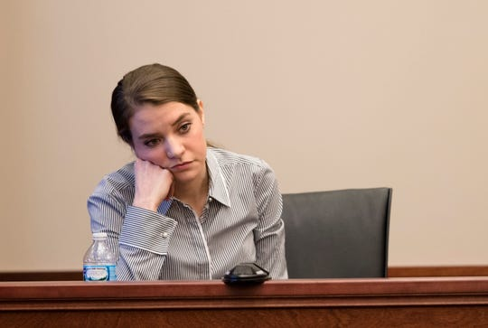 Shayna Hubers, whose conviction in the killing of her then-boyfriend was upheld in August, has filed for divorce from a woman she married in jail while awaiting her retrial.