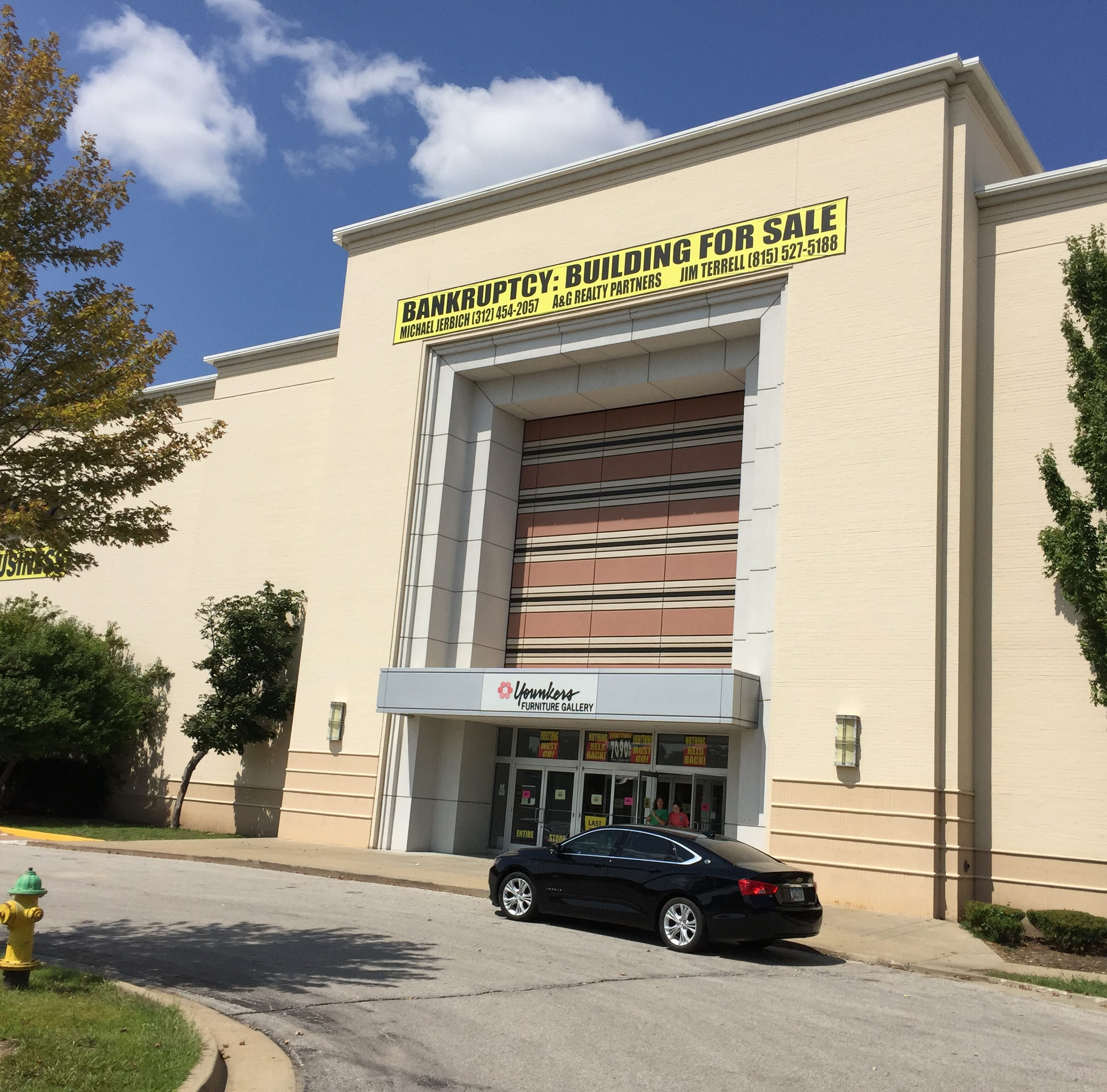 Merle Hay Mall owners want $2.5 million loan from Polk County to buy empty stores