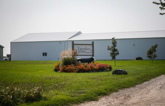 Yarrabee Farms, which is owned by Craig Lang, employed Cristhian Rivera, who was arrested for the murder of Mollie Tibbetts after remains believed to belong to Tibbetts were found on Tuesday.