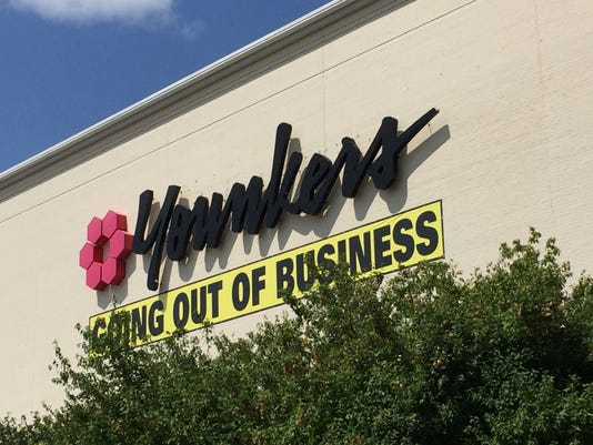 Younkers Sign