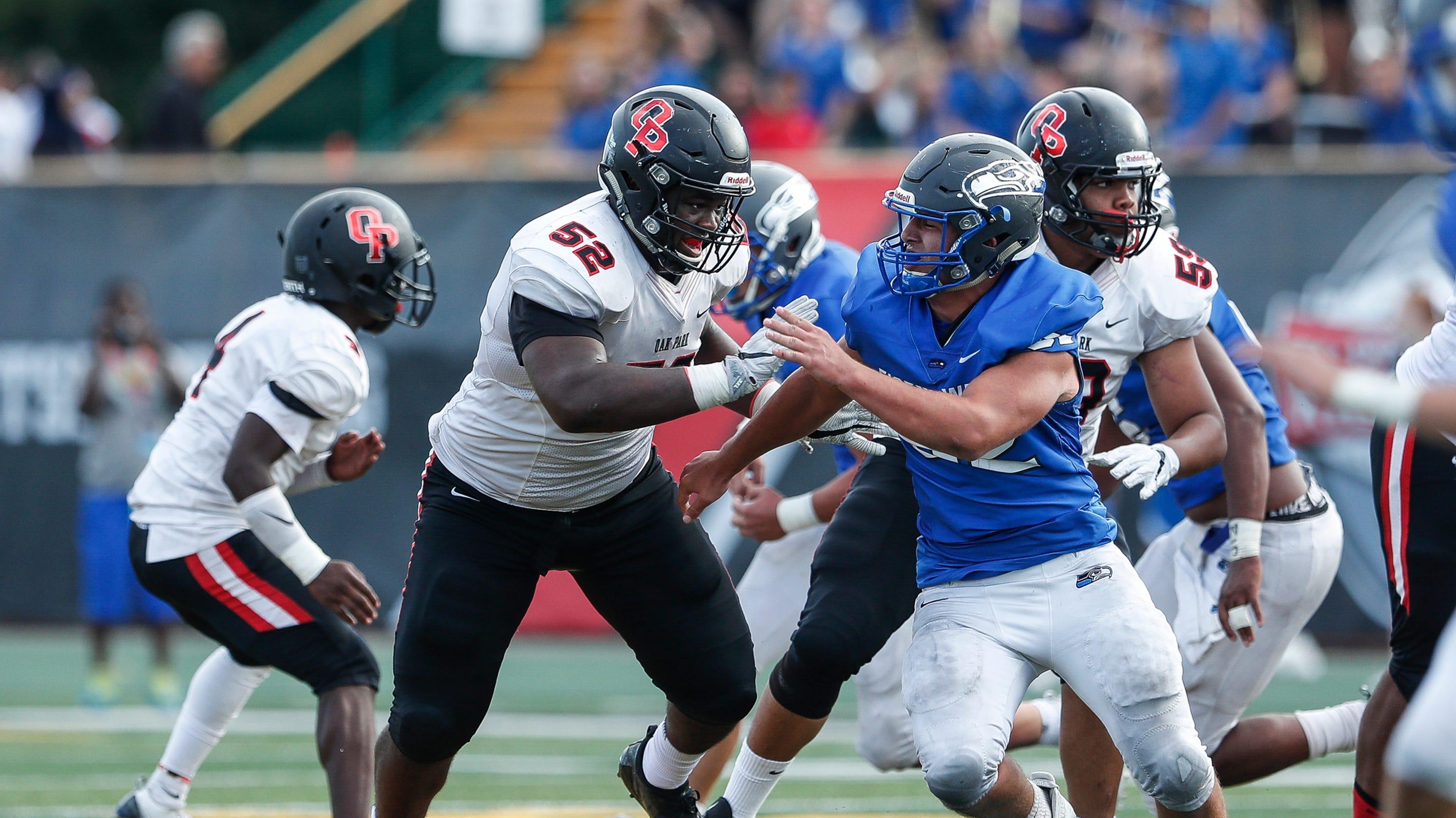 Top Linebacker Recruits 2020.Michigan Football Recruiting 2020 Jim Harbaugh S Top Targets