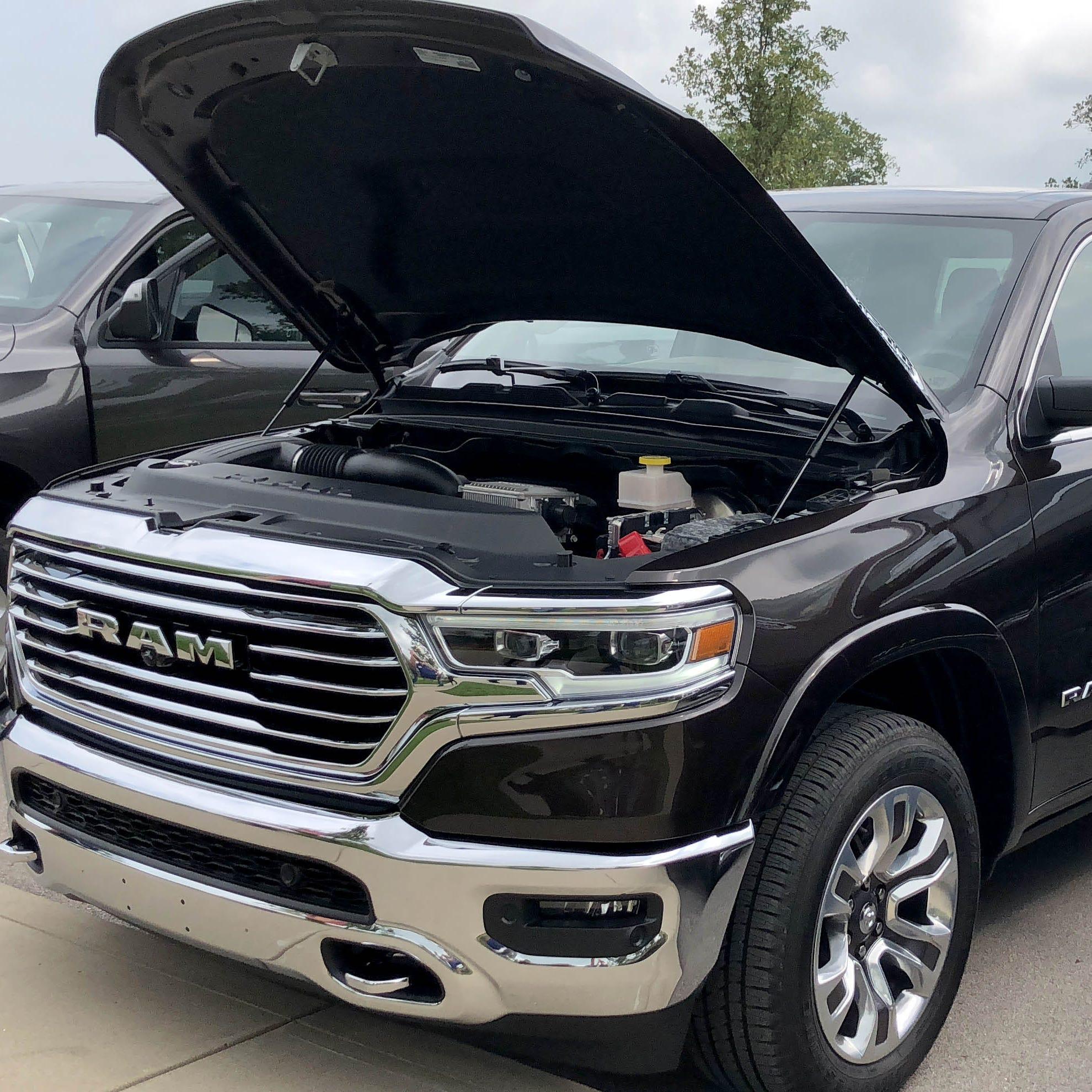 First drive: 2019 Ram 1500 eTorque mild-hybrid changes pickups for good