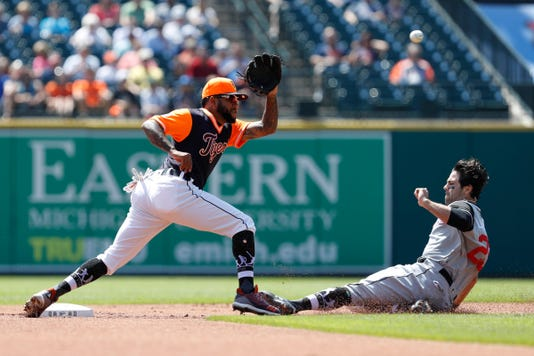 Mlb Chicago White Sox At Detroit Tigers