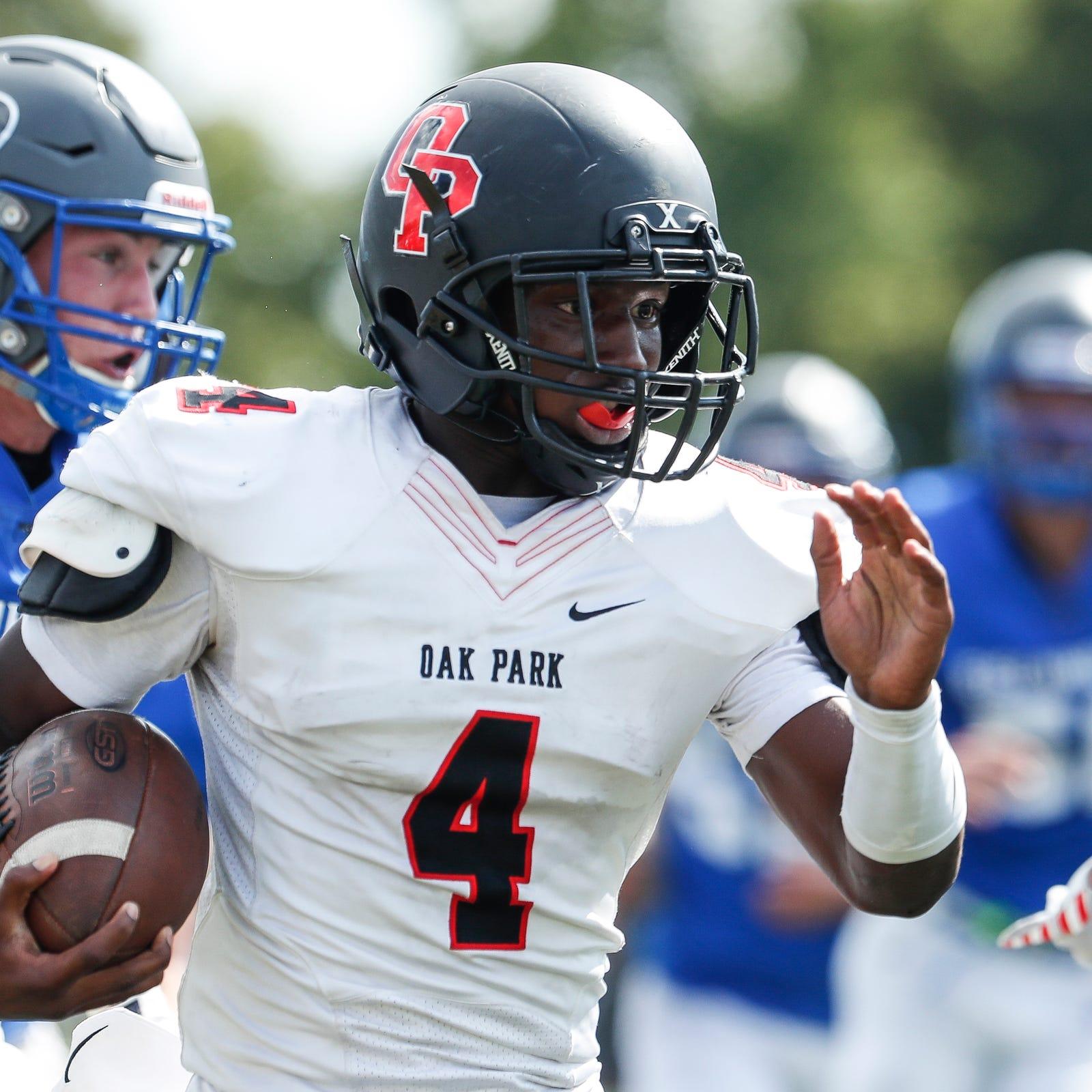 Michigan high school football top plays from Week 3