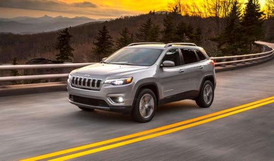 2019 Jeep Cherokee 29