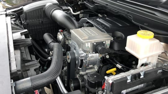 2019 Ram 1500 Etorque Hemi Engine